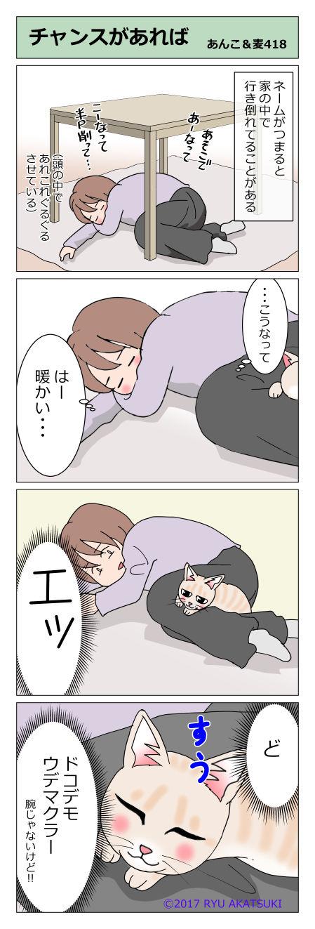 あんこ&麦STORY418