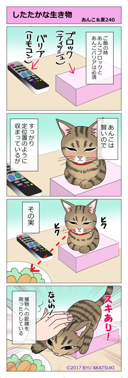 あんこ&麦STORY240