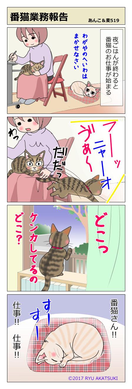 あんこ&麦STORY519