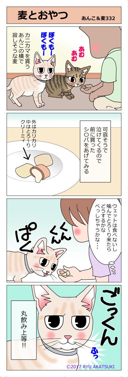 あんこ&麦STORY332