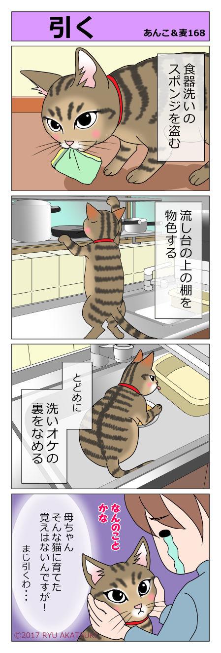 あんこ&麦STORY168