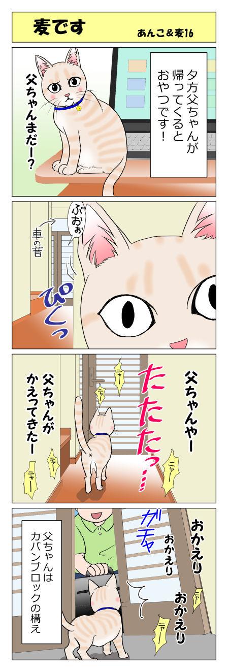 あんこ&麦STORY16