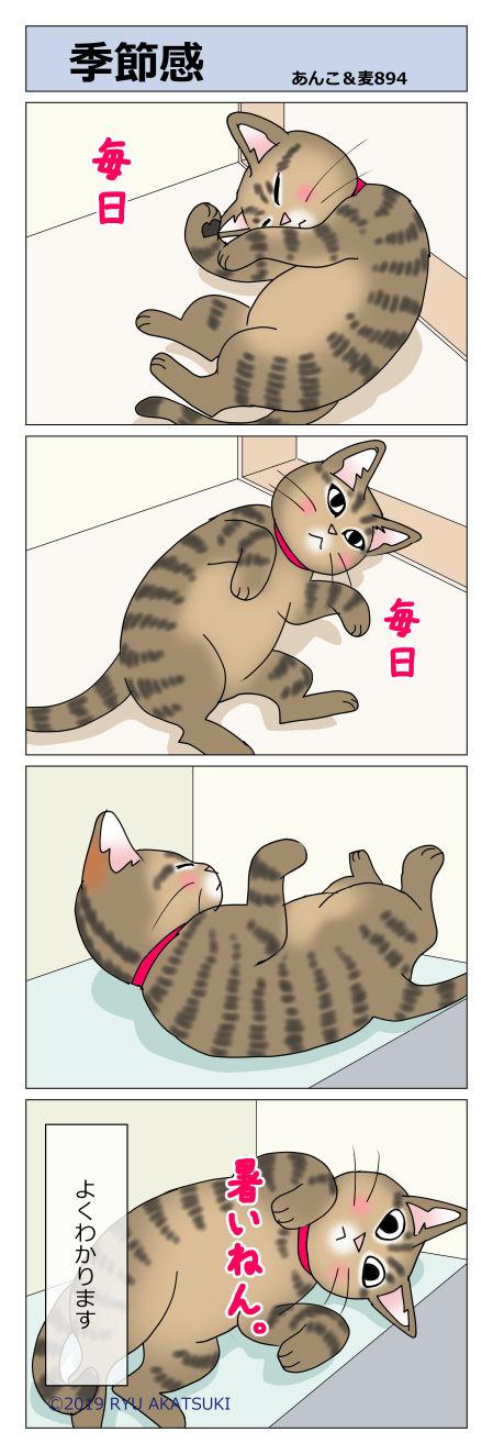 あんこ&麦STORY894