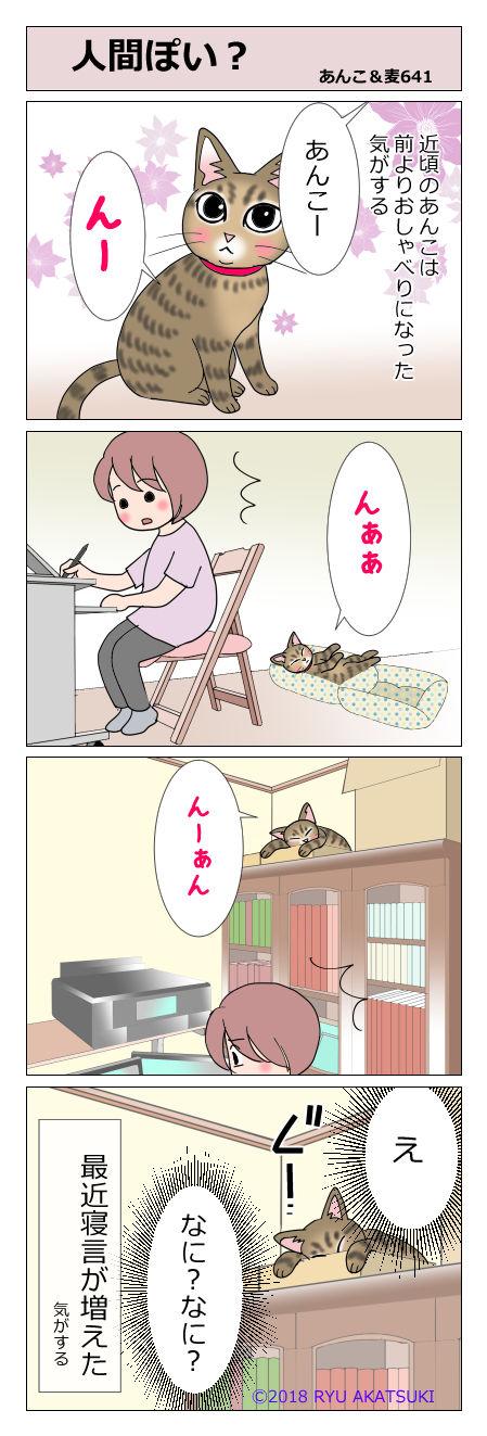 あんこ&麦STORY641