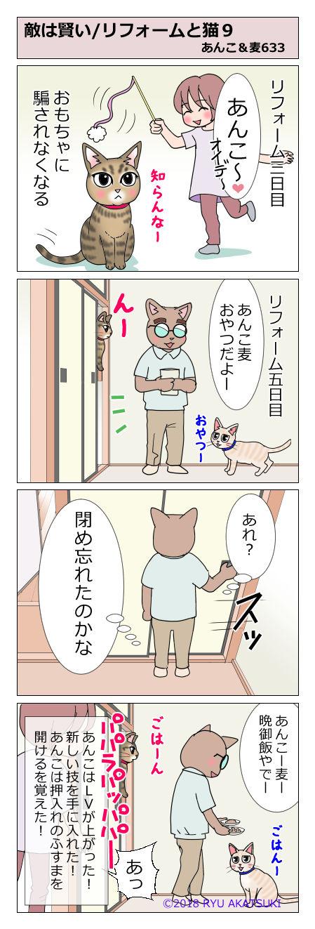 あんこ&麦STORY633