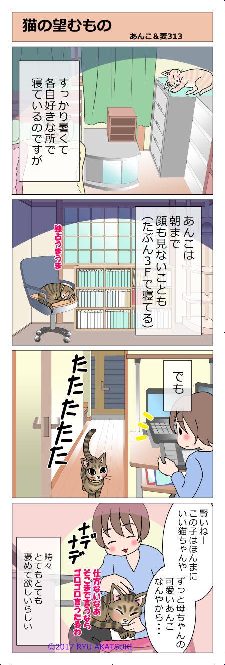 あんこ&麦STORY313