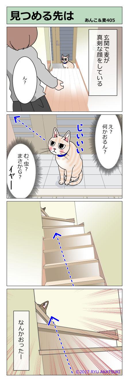 あんこ&麦STORY405
