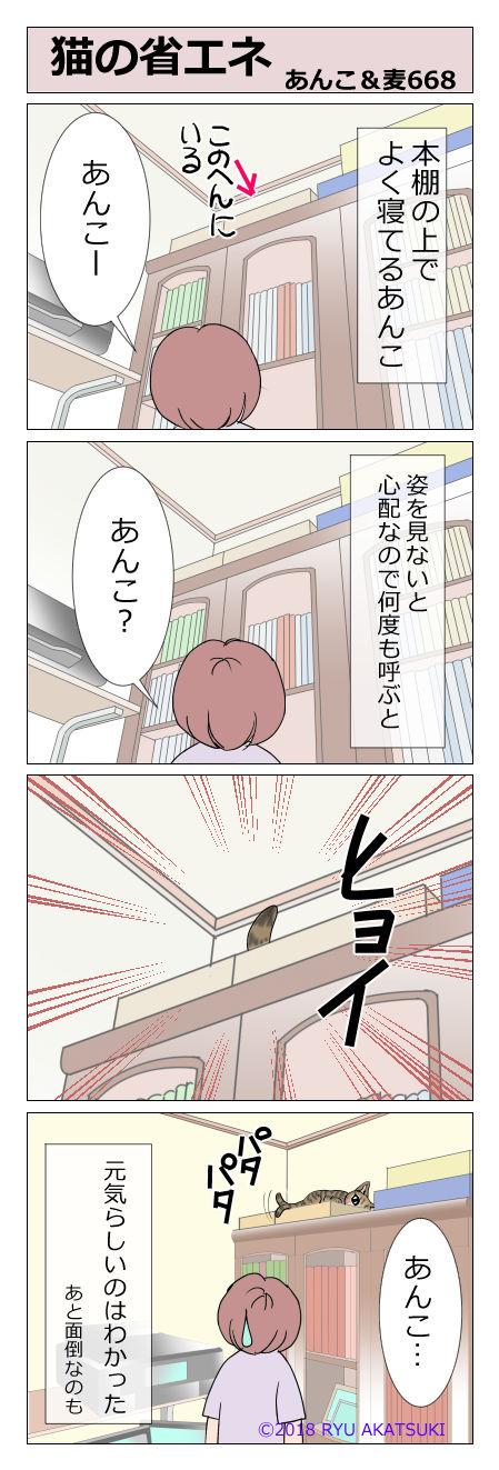 あんこ&麦STORY0668
