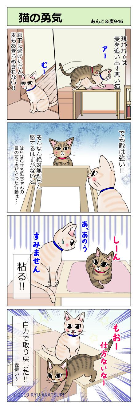 あんこ&麦STORY946