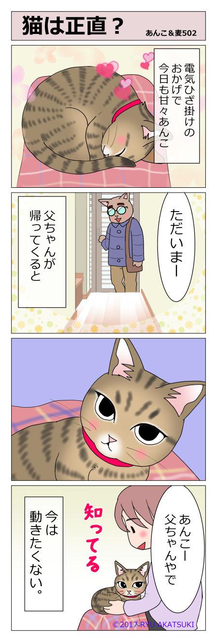 あんこ&麦STORY502