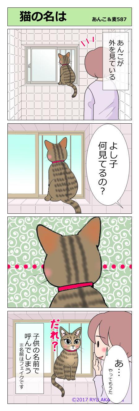 あんこ&麦STORY587