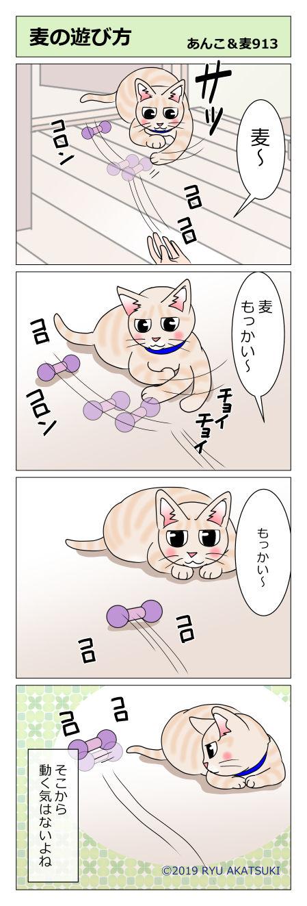 あんこ&麦STORY913