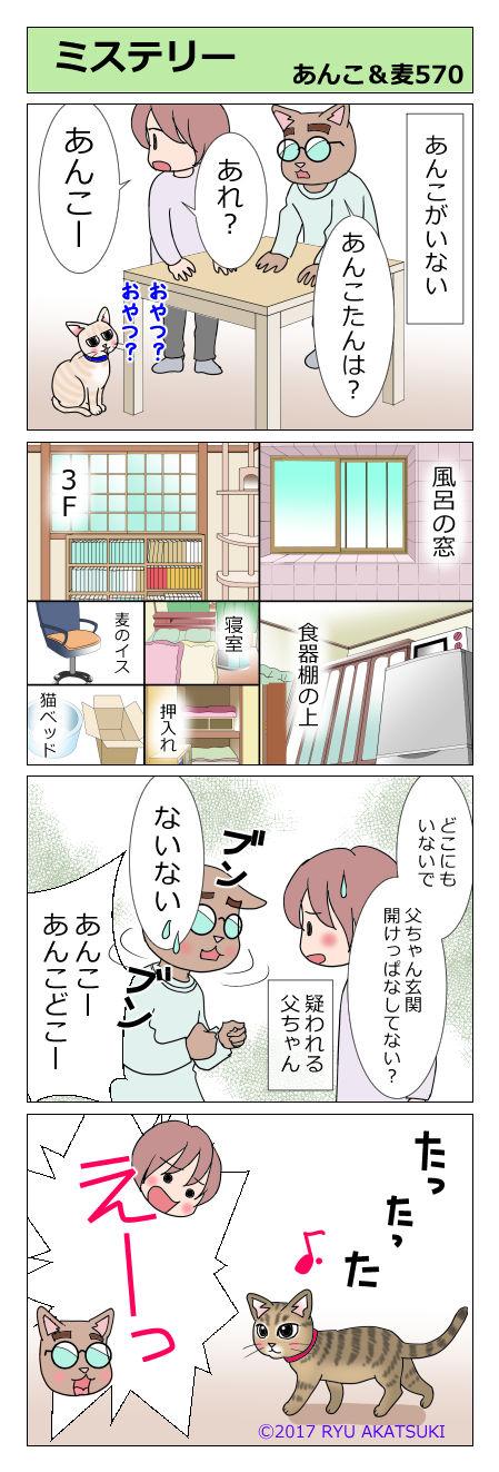 あんこ&麦STORY570