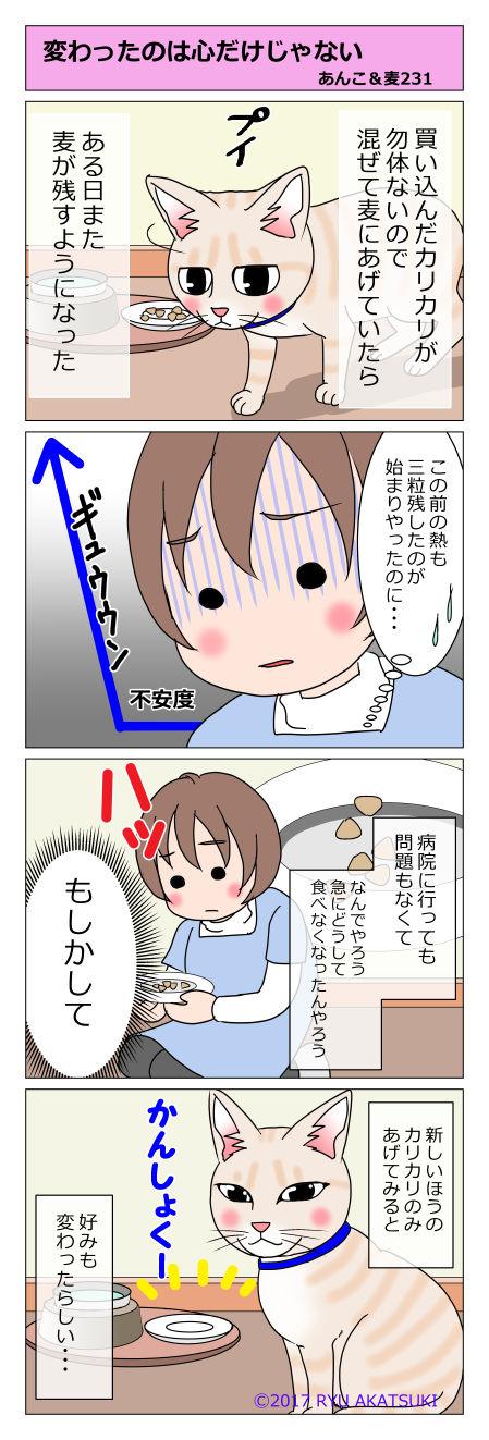 あんこ&麦STORY231