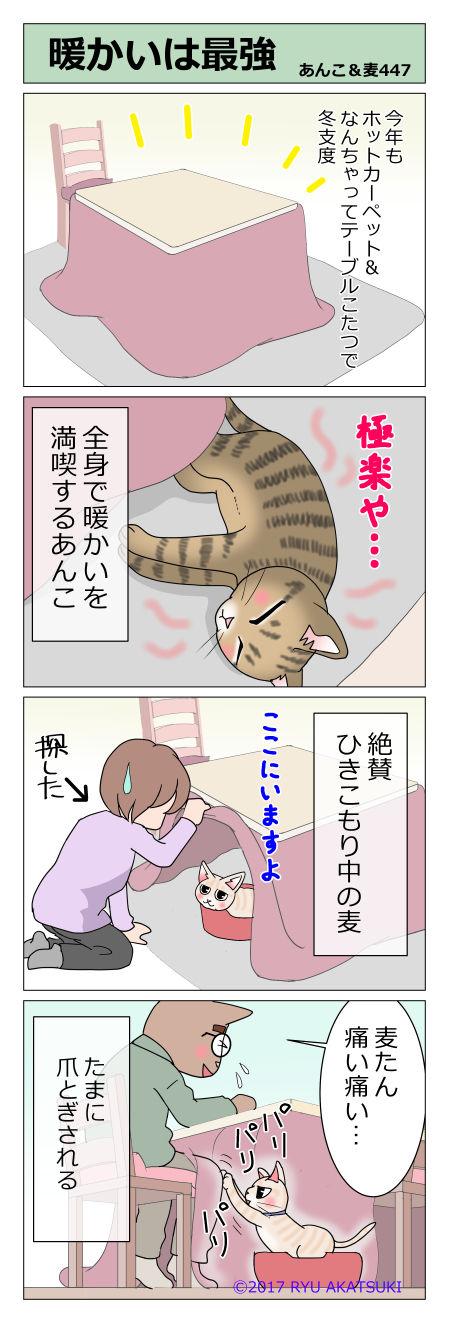 あんこ&麦STORY447