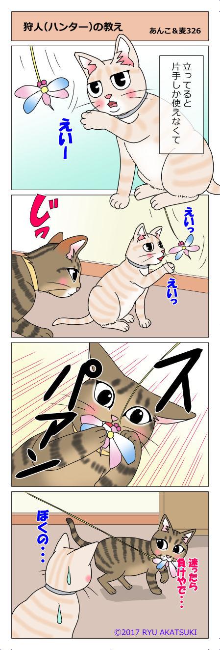 あんこ&麦STORY326