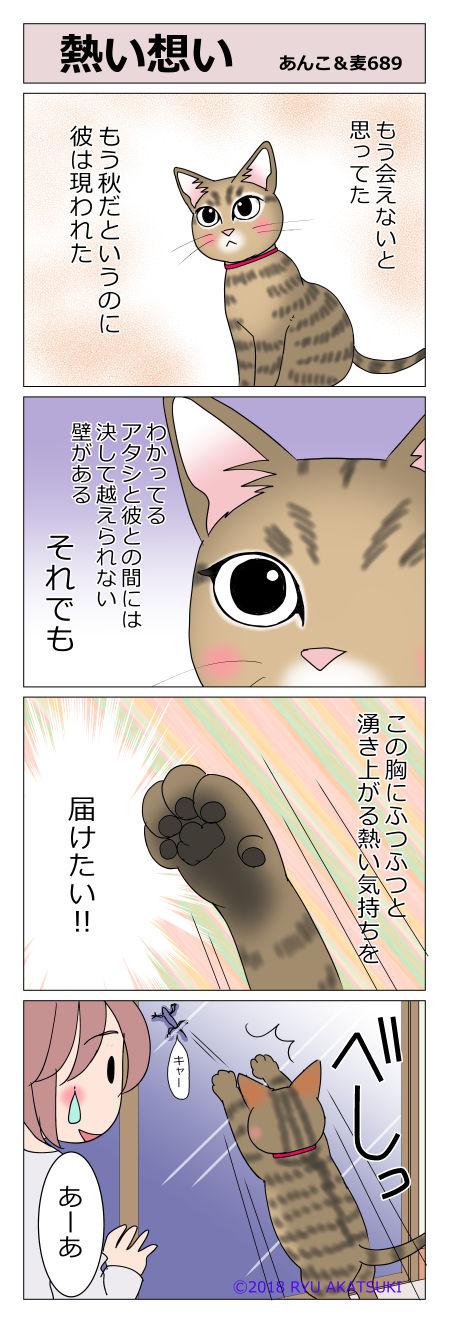 あんこ&麦STORY689