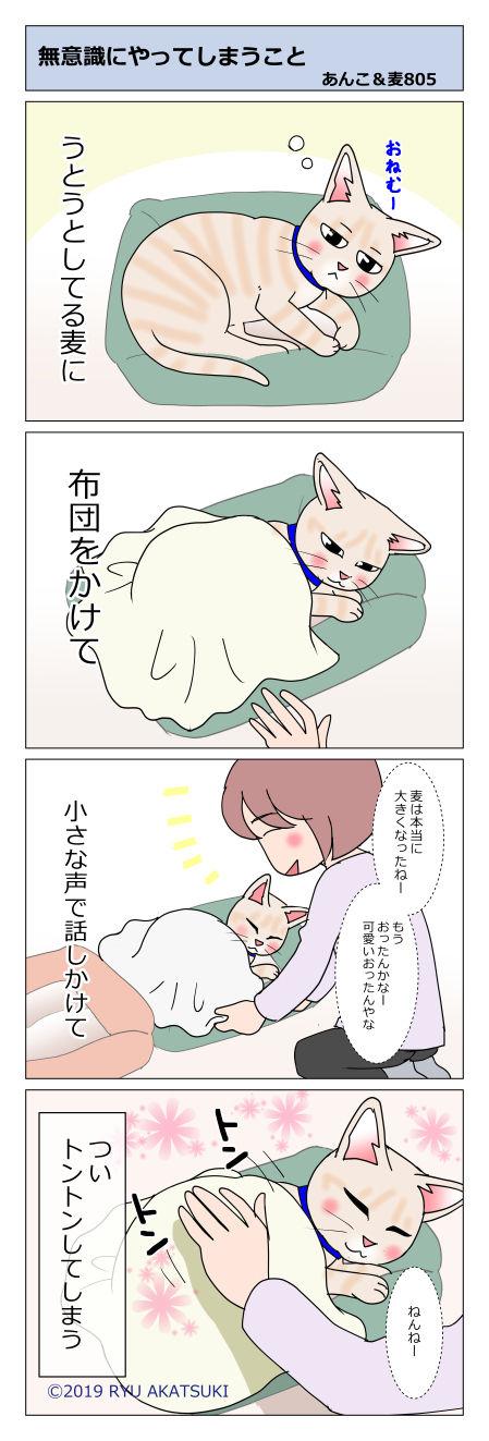 あんこ&麦STORY805