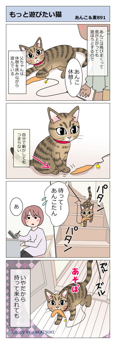 あんこ&麦STORY891