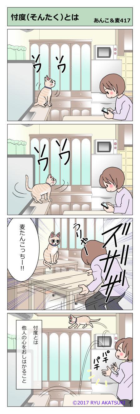 あんこ&麦STORY417