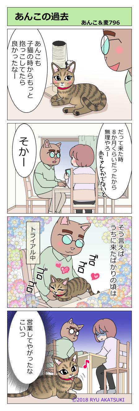 あんこ&麦STORY796