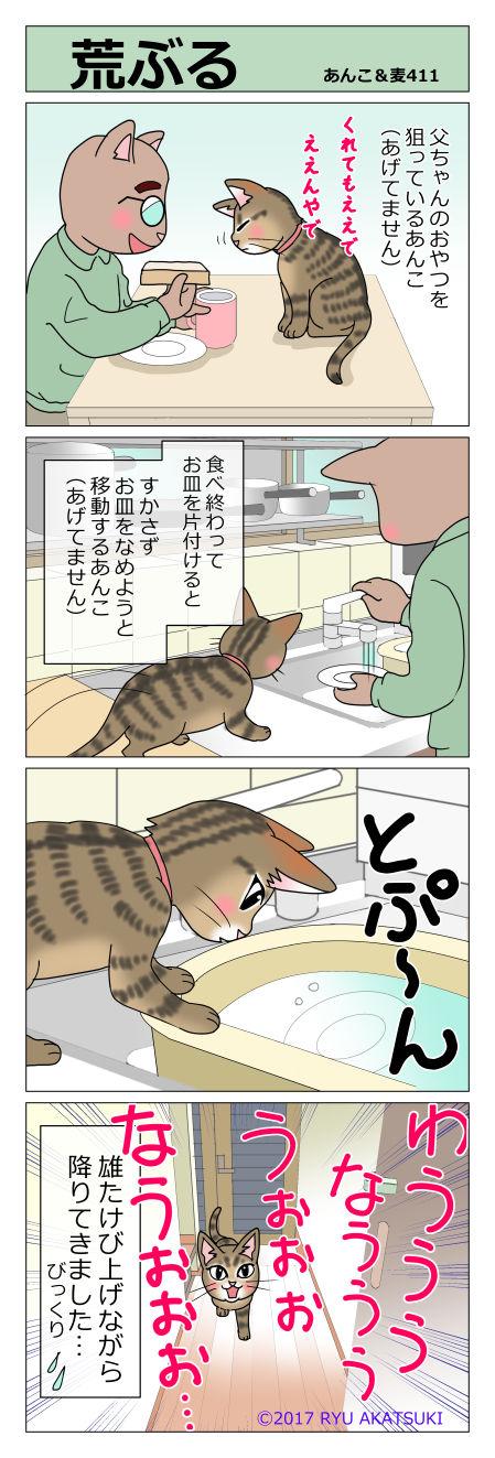 あんこ&麦STORY411
