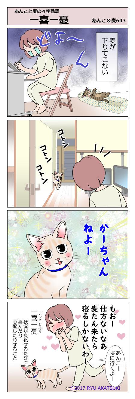 あんこ&麦STORY643