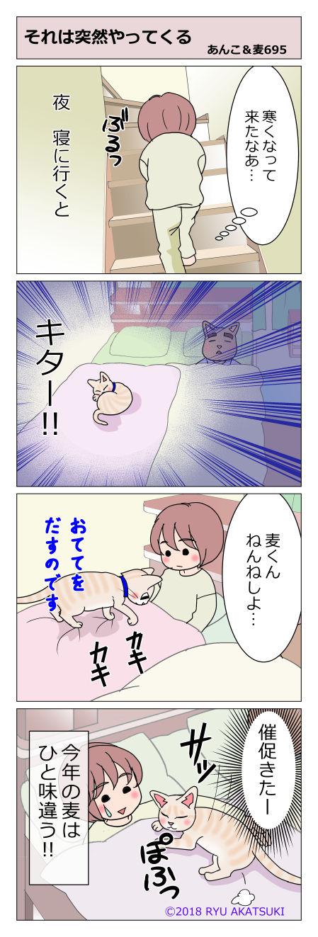 あんこ&麦STORY695