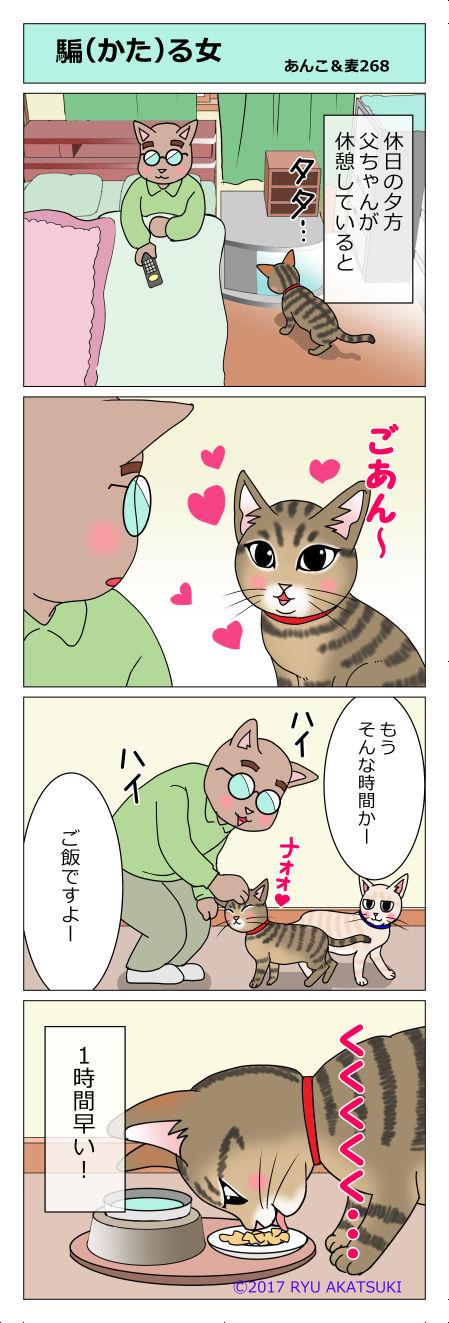 あんこ&麦STORY268