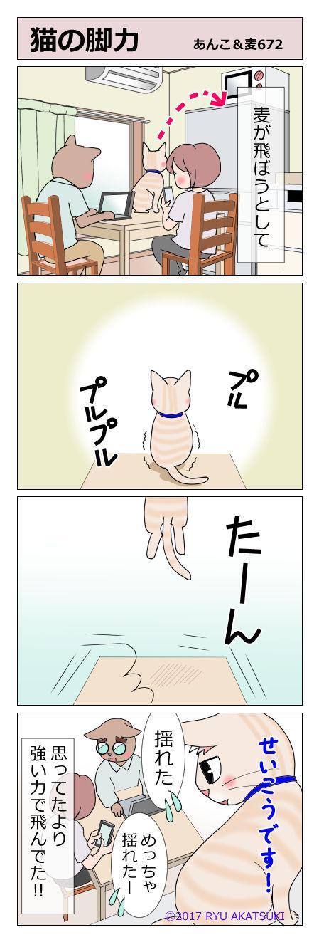 あんこ&麦STORY672