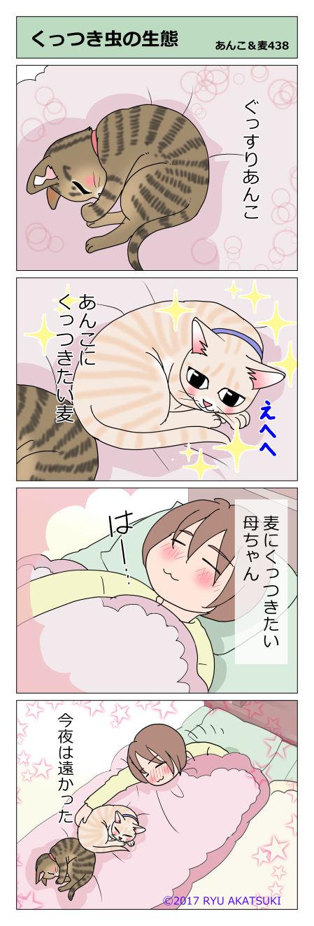 あんこ&麦STORY438