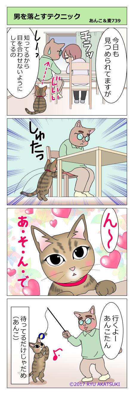 あんこ&麦STORY739