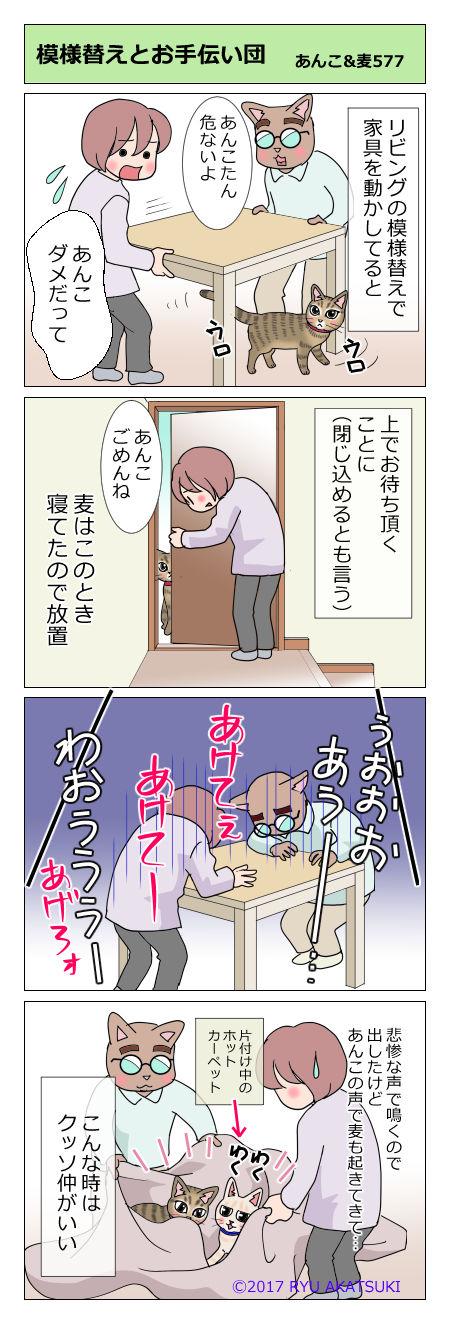 あんこ&麦STORY577