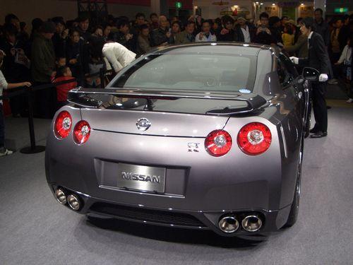 GTR後ろ