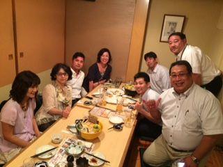 2015年9月4日九州事務局交流会