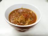 らっこさんのお造りになった骨付き鶏肉のトマトソース煮