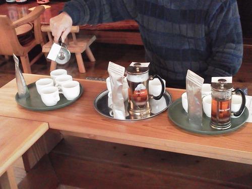 梅樹庵龍神紅茶試飲