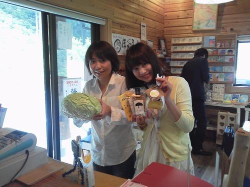 山田&ひなこアナ