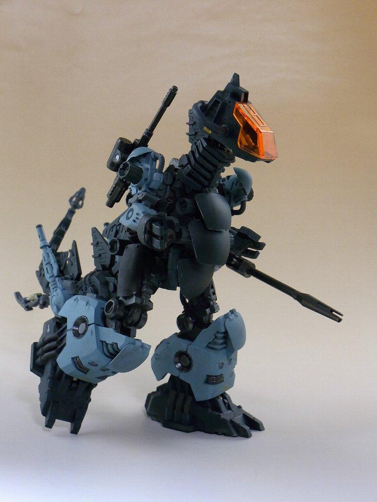 戦闘機怪獣部屋ブログ                リュカイナ