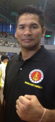 沖縄キックボクシングトレーナー「イケメン会長」のブログ