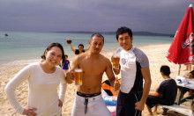 沖縄イケメンキックボクシングトレーナー「ムエカオ」のブログ