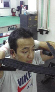 沖縄イケメントレーナー「ムエカオ」のブログ-091016_2214~01.jpg