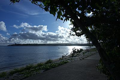 島尻の午後