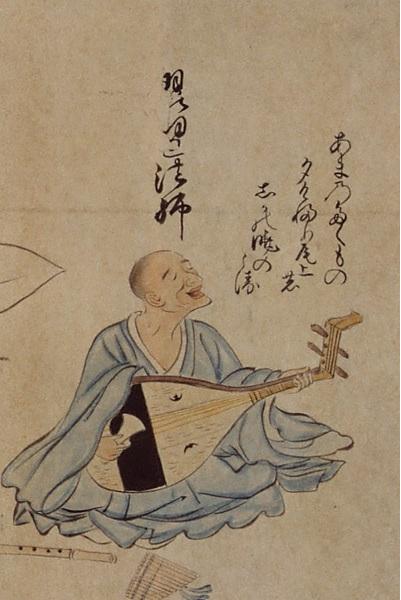 琵琶法師Wikipedia