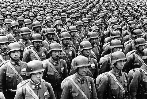 国民革命軍兵士