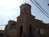 カシュガル01_旧市街にあるモスク