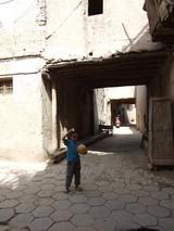 カシュガル03_旧市街