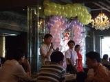大雁塔前の北京ダック店3