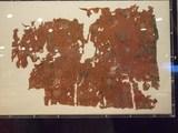 Cシルクロード16_十六国刺繍残片
