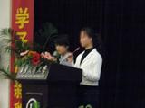金秋外語節01_日本語学科の学生